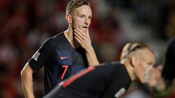 Rakitic nem játszik többet a horvát válogatottban