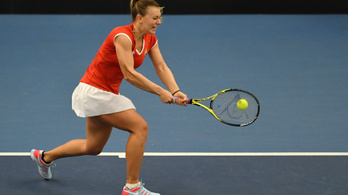 Megvan Gálfi Dalma és Jani Réka ellenfele a Roland Garroson