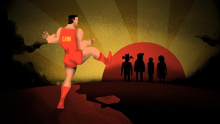 Kína felrúgja a status quót, ha Japán és a világ nem figyel oda