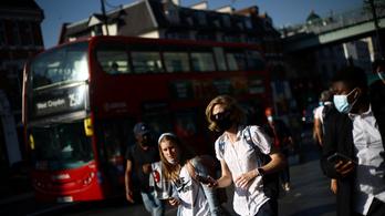 Emeli a brit kormány a járványkészültség szintjét