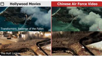 A Transformers is befigyel a kínai bombázós videóban