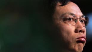 Tizennyolc évre ítélték Kínában az államfőt kritizáló ingatlanmágnást