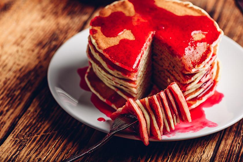 Pikáns, pálinkás gyümölcsmártás desszertek mellé – Mirelitből is nagyon finom lesz