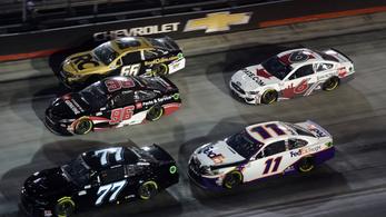 Michael Jordan NASCAR-csapatot alapít