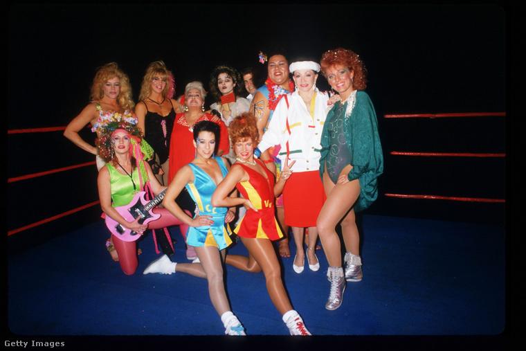 A fiatal Jackie Stallone volt az első nő, aki testépítőként szerepelt a tévében, emellett lelkes női birkózás promoter volt - még idős korában is rendszeresen edzett, amiről szívesen posztolt is közösségi oldalaira.