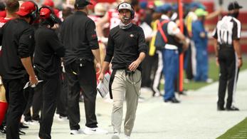 Súlyos pénzbüntetést kapott három NFL-edző a maszk mellőzése miatt