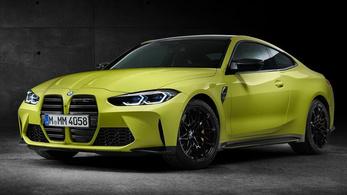 Kiszivárgott képeken a BMW M3-as és M4-es