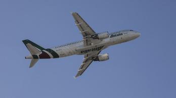 Covid-mentes járatokat indít az Alitalia