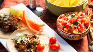 Jöhet egy izgalmas zöldséges fogás egyenesen Mexikóból?