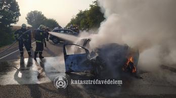 Újabb áldozata van a szombati tragikus balesetnek