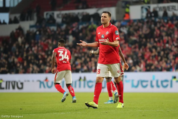 Szalai Ádám kikerült a Mainz felnőttcsapatának keretéből