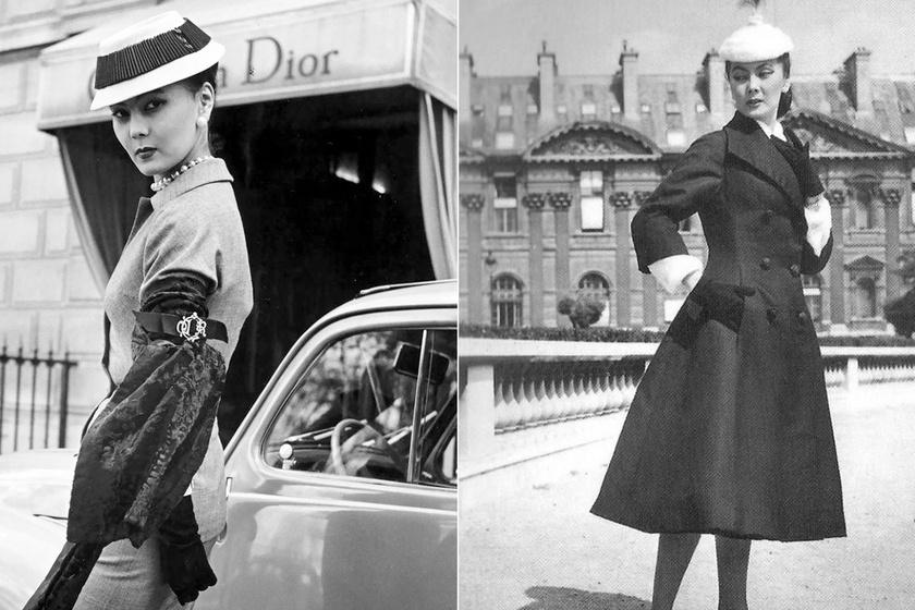 Konyhalányból lett szupermodell és stílusikon: Christian Dior véletlenül fedezte fel Alla Ilchunt