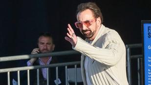 Nicolas Cage már Budapesten van, érkezik Tiffany Haddish is