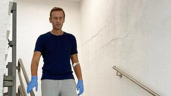 Az oroszok szerint a Navalnij-üggyel csak az Északi Áramlat 2 gázvezeték megépítését akarják meghiúsítani