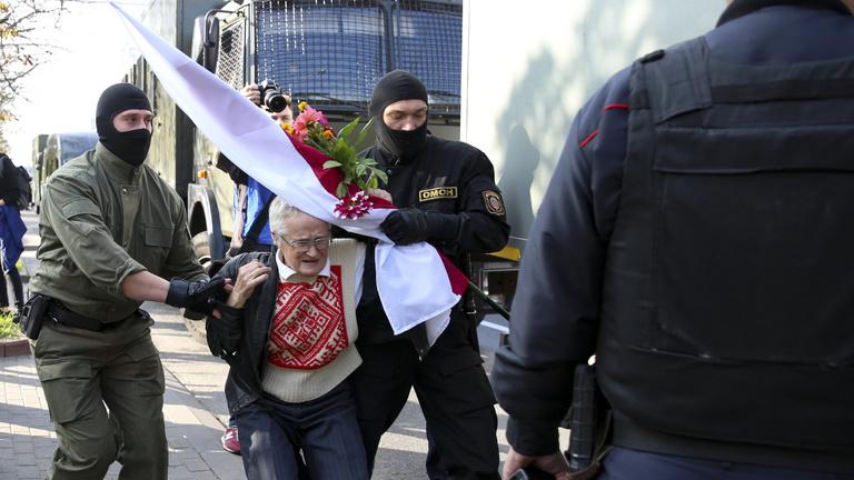 Mindenképpen el fognak durvulni a tüntetések Belaruszban