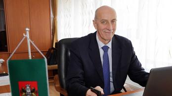A koronavírusos körmendi polgármester, otthonról dolgozik
