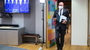 Karanténban Charles Michel, elmarad az EU-csúcs