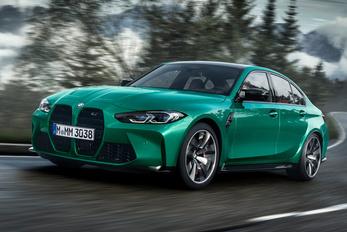 Ötszáz lóerő felett az új M3-as és M4-es BMW