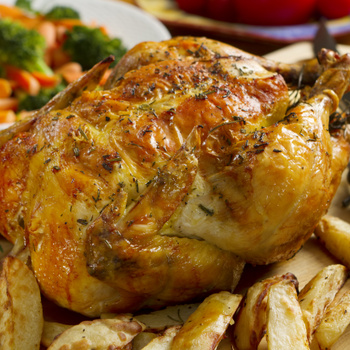 Így készítve lesz tökéletes az aranyló bőrű, omlós sült csirke: a vajon nem szabad spórolni
