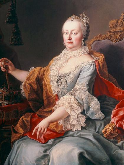 Negyven évig volt Magyarország királynője: ki látható a képen?
