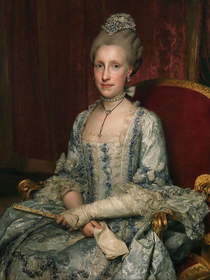 II. Lipót magyar király felesége, akinek 16 gyermeke közül sokan magas rangú személyek lettek: ki ő?