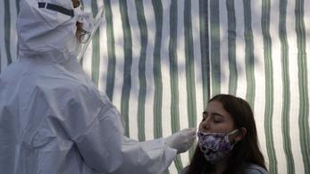 A megyeszékhelyeken várható leginkább a koronavírus terjedése