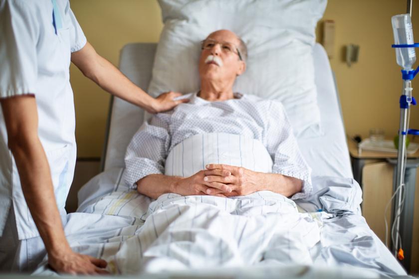 beteg korhazi agy paciens