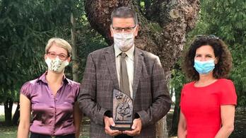 Bethesdáé a 2020 Családbarát Kórháza-díj