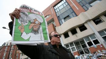 Ismét megfenyegették a Charlie Hebdót