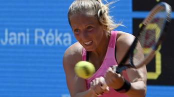 Már az első selejtezőkörben búcsúzott Jani Réka a Roland Garroson