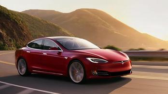 1100 lóerős szörnyeteg készül a Tesla Model S-ből