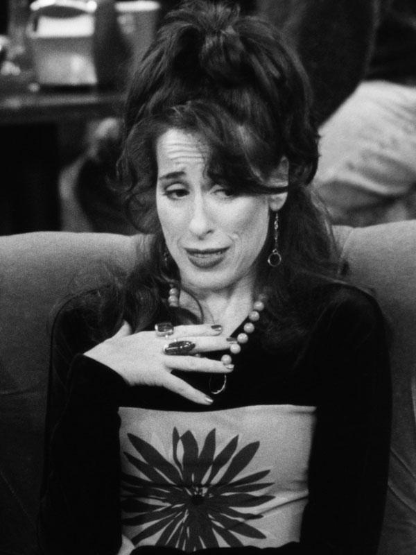 """A Janice-t alakító színésznő, Maggie Wheeler hány alkalommal ejti ki a száján az """"Ó, te jó ég!"""" mondatot?"""