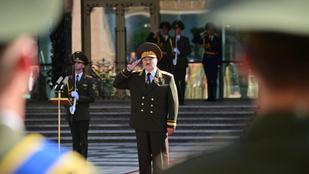 A németek nem ismerik el Alekszandr Lukasenko kormányát