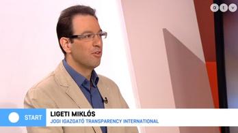 Beperelte a Pénzügyminisztériumot a Transparency International