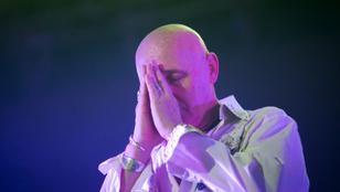 Pataky Attila megtört, miután hazaengedték a kórházból