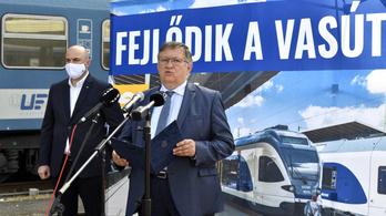 Olcsóbbá válik a vasúti közlekedés a Dunántúlon
