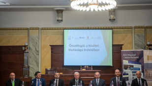 Közös nyilatkozatot írtak az állami szervek arról, hogy Magyarországon erősödött a korrupció elleni fellépés