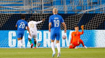 BL-selejtező, playoff, 1. mérkőzés: Molde–FTC