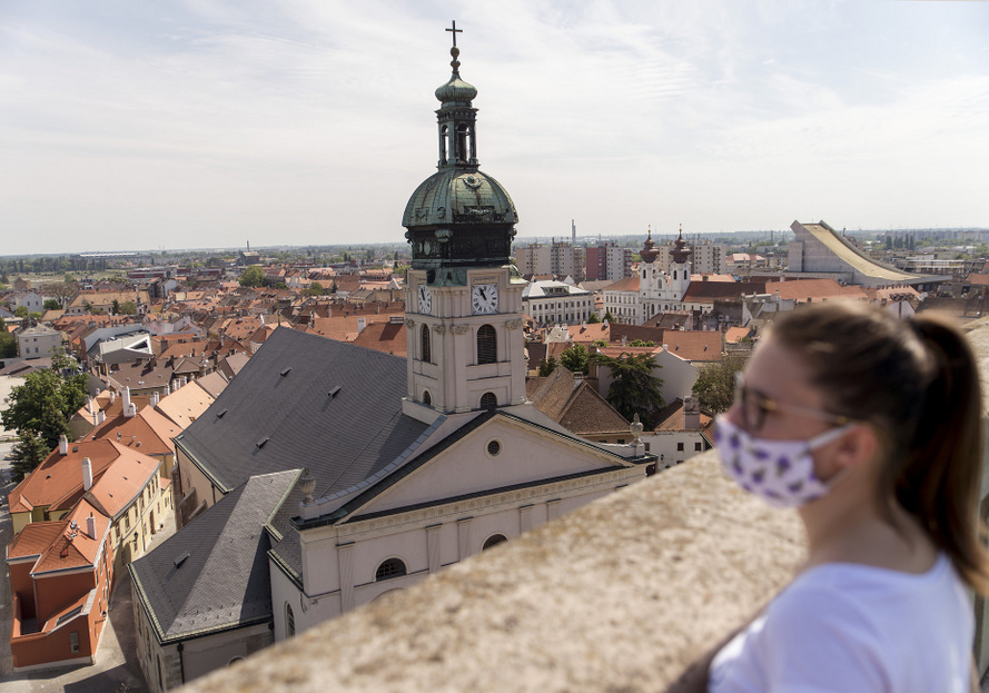 Győr-Moson-Sopron megyét is kockázatos területnek minősítette Németország