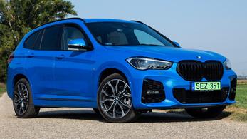 Teszt: BMW X1 25e - 2020.