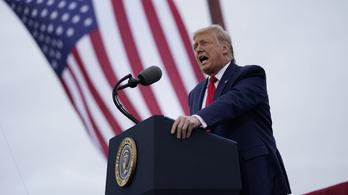 Donald Trump szerint a 2020-as választás a legfelsőbb bíróságon ér majd véget