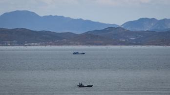 Észak-Koreában agyonlőttek egy dél-koreai tisztségviselőt