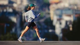 Ezért jobb a gyaloglás a futásnál: ugyanazok az előnyei, sok szempontból mégis kíméletesebb