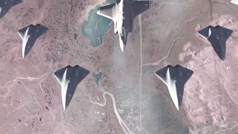 Szupergyorsan fejleszt harci repülőt az amerikai hadsereg