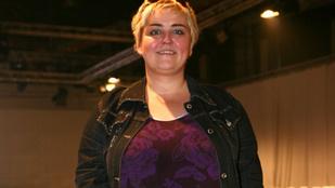Makány Márta divattervező 40 kilót fogyott, most visszaélnek a nevével