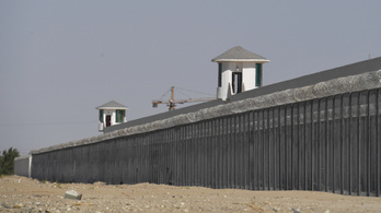 380 internálótábort épített Kína az ujgur régiójában