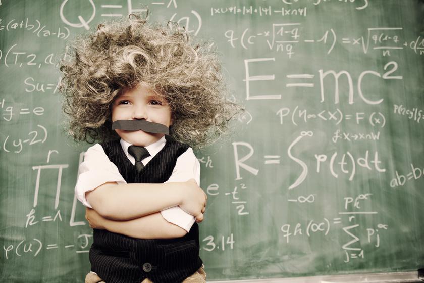 4 korai jel, hogy a gyereknek átlagon felüli az intelligenciája - Hogyan fejlesztheted még jobban?