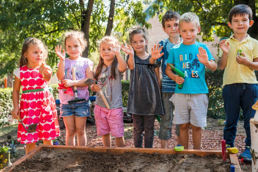 Országos Iskolakert-fejlesztési Program: úton egy környezettudatos generáció felé (x)