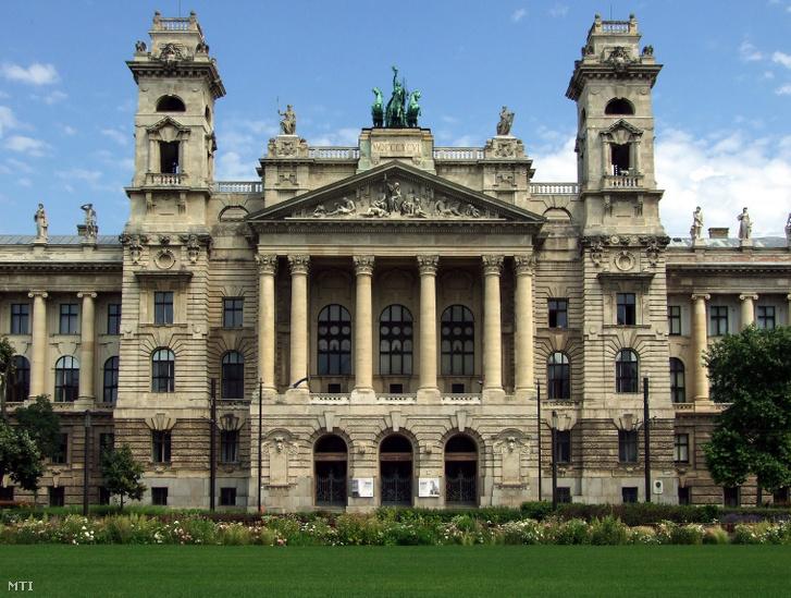 Magyar Igazságügyi Palota
