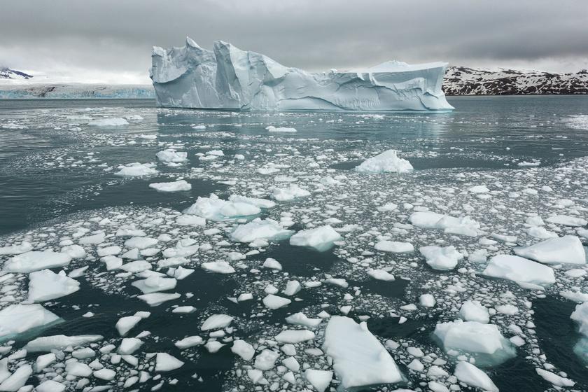 Ijesztően felgyorsult a sarkvidéki jégsapkák olvadása: szomorú oka van a folyamatnak
